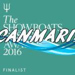 SHOWBOATS DESIGN AWARDS 2016 : RoMEA финалист